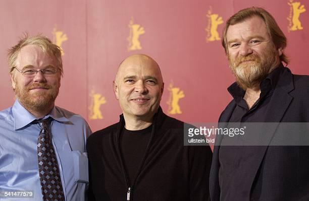 Regisseur Großbritannien54 Internationale Filmfestspiele mit dem amerikanischen Schauspieler Philip Seymour Hoffmann und dem irischen Schauspieler...