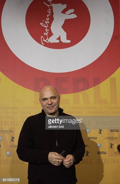 Regisseur GroßbritannienPorträt auf der Berlinale