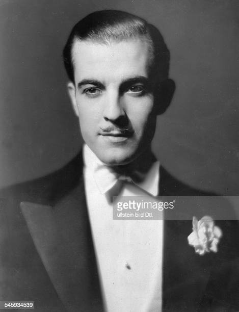Schauspieler, MexikoPorträt veröffentlicht: Dame 1/1928