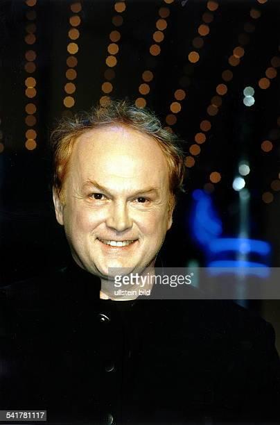 Komponist Sänger Grossbritannien Porträt Januar 1999