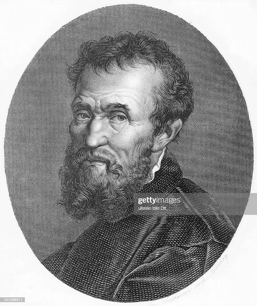 Michelangelo Buonarotti : News Photo