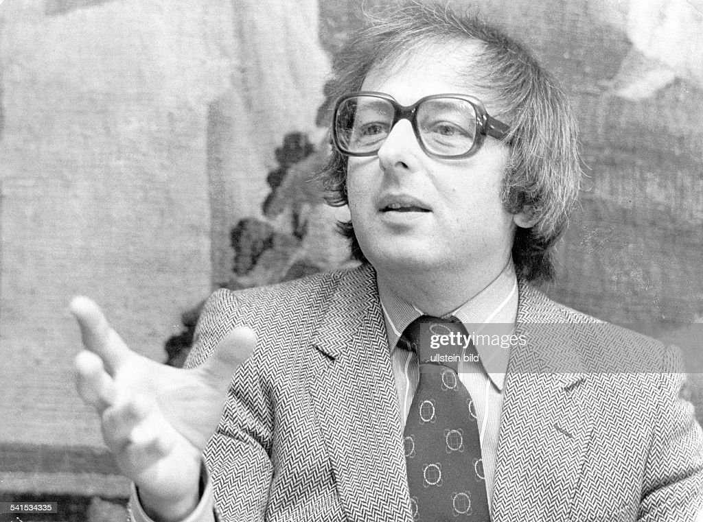 Andre Previn, Musiker, Dirigent, USA : News Photo