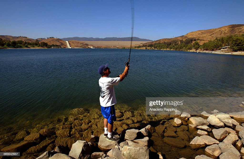 069781.ME.0829.castaic1.AMR State budget cuts are forcing the closure of Castaic Lake State Recreati : News Photo