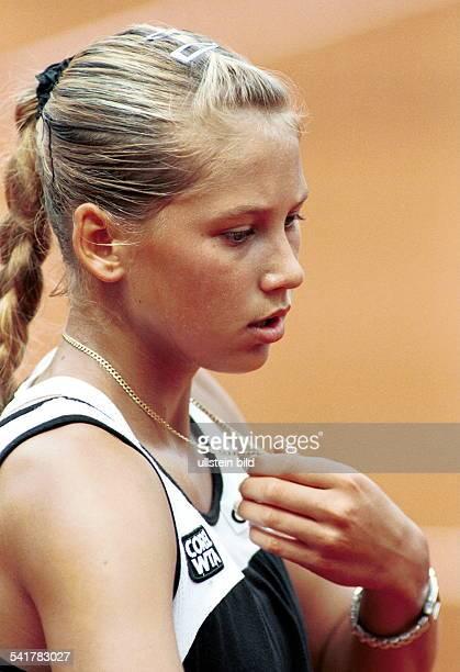 Sportlerin Tennis RusslandEinzelaufnahme bei den German Open inBerlin