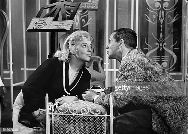 *Schauspielerin Dmit Gerd Vespermann veröff 1963