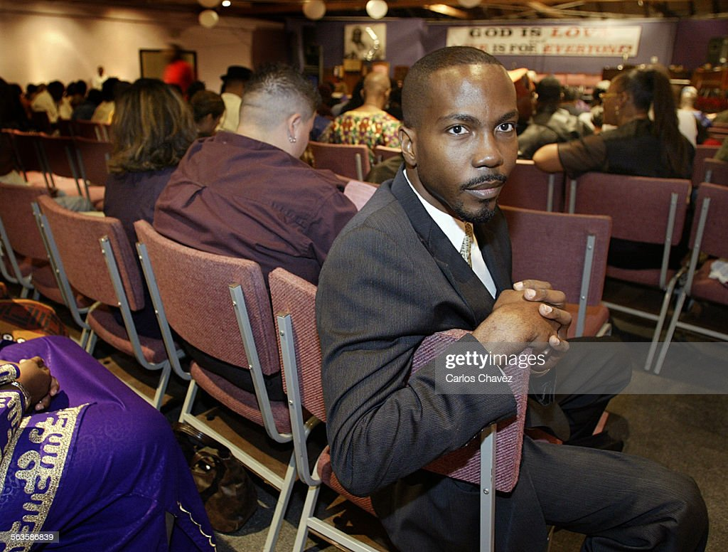 Black gay author