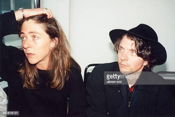 *Schauspieler Schweiz mit seiner Schwester Anne Bennent 051996