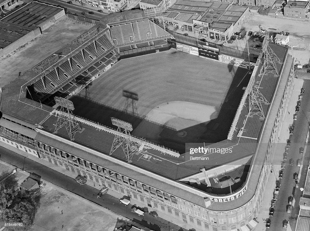 Brooklyn's Ebbets Field : News Photo