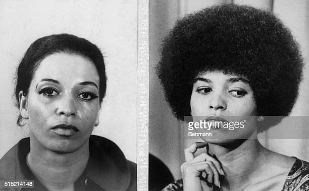 New York NY Black revolutionary Angela Davis sought for murder and kidnapping was captured 10/13 by the FBI Miss Davis a former instructor at UCLA...