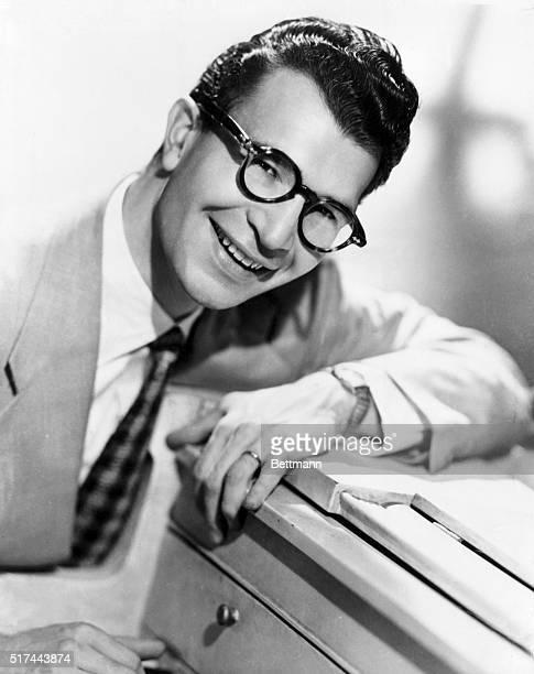 Dave Brubeck, jazz pianist.