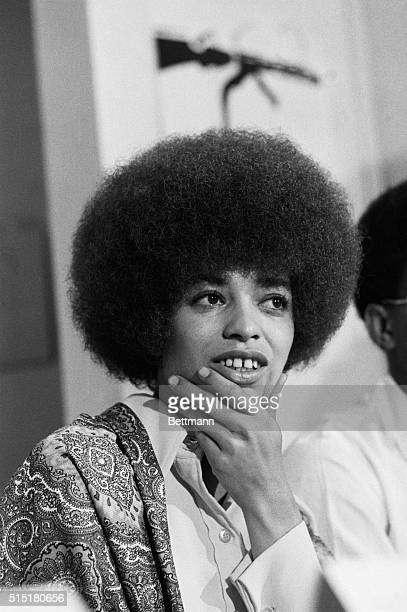 Los Angeles CA Philosophy professor Angela Davis said today that a court decision that Communists cannot be barred from teaching further exposes...