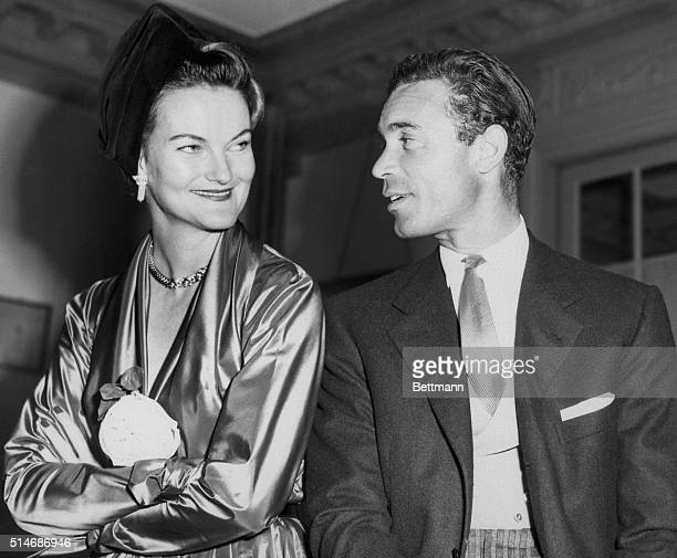 Paris France The former Doris Duke once known as the richest girl in the world was granted a surprise divorce Oct 27 from Porfirio Rubirosa Dominican...