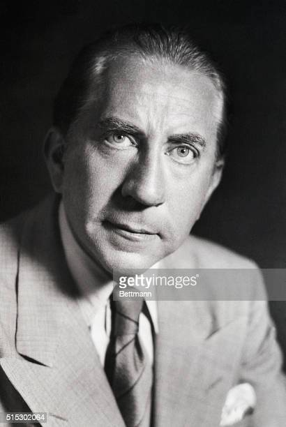 Los Angeles CA Jean Paul Getty named by Fortune 500 magazine as the richest American with a fortune estimated from $700 million to a cool billion...
