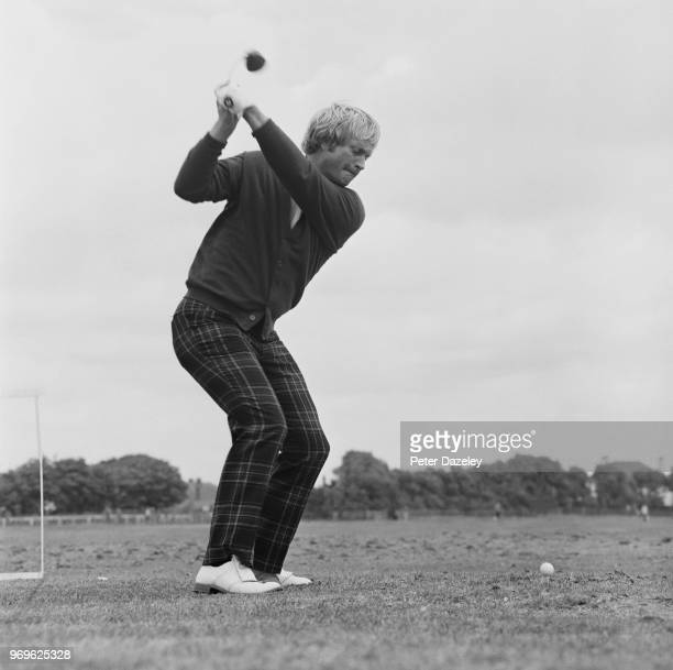 103rd British Open Royal Lytham St Annes 1974 Jack Nicklaus came third the tournament was won by Gary Player