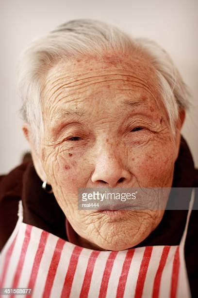 105-jährige Frau
