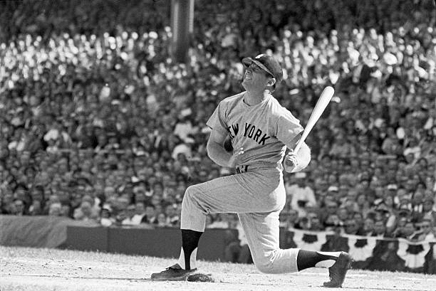 USA: Game Changers - Mickey Mantle