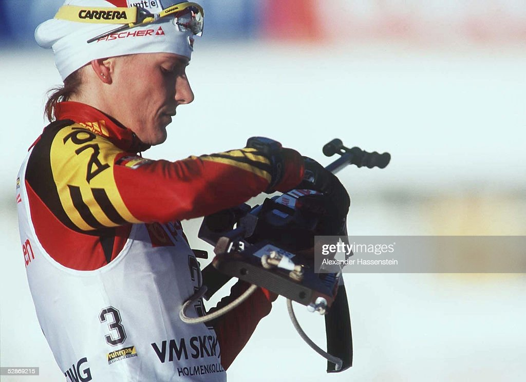 Martina Zellner wm 2000 10km verfolgung frauen oslo nor 20 02 00m martina