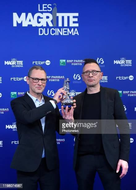 """- 10ème cérémonie de remise des """" Magritte du Cinéma """" - 10de plechtige uitreiking van de """" Magritte du Cinéma """" - The 10th Magritte Awards Ceremony..."""