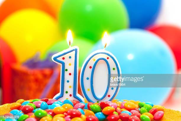 10 Geburtstag.