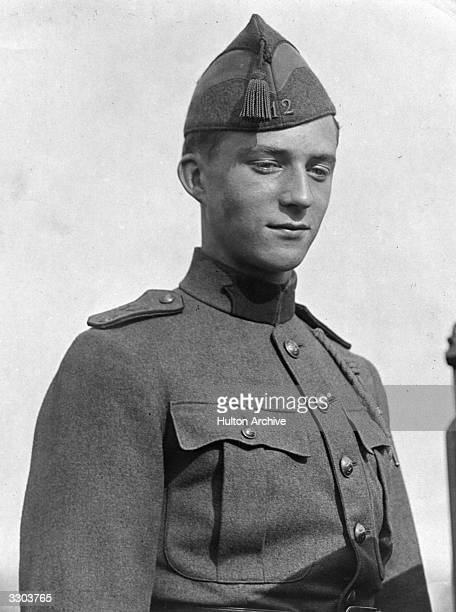 Crown Prince Leopold later to become King Leopold III of the Belgians