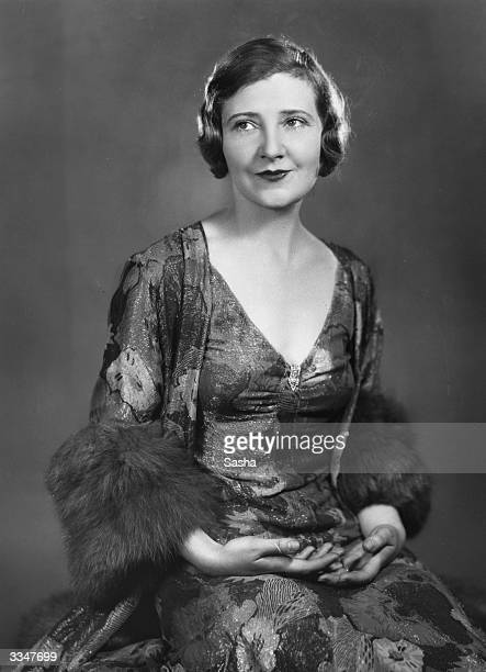 Margaret Campbell appearing in 'Rio Rita' at the Prince Edward Theatre