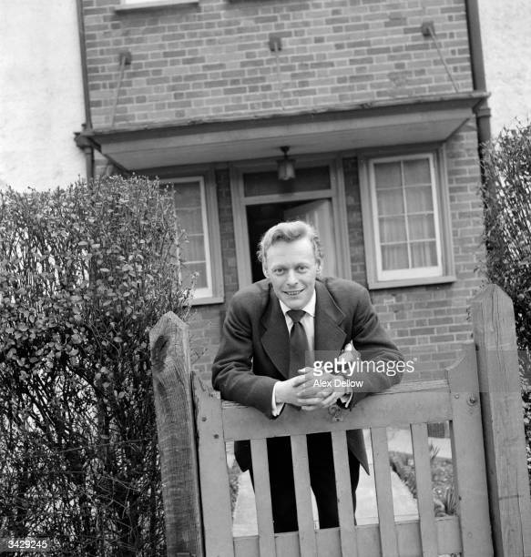 Actor Peter Bryant plays Jack Grove in the new television soap opera 'The Grove Family' which premieres on April 9th 1954 Original Publication...