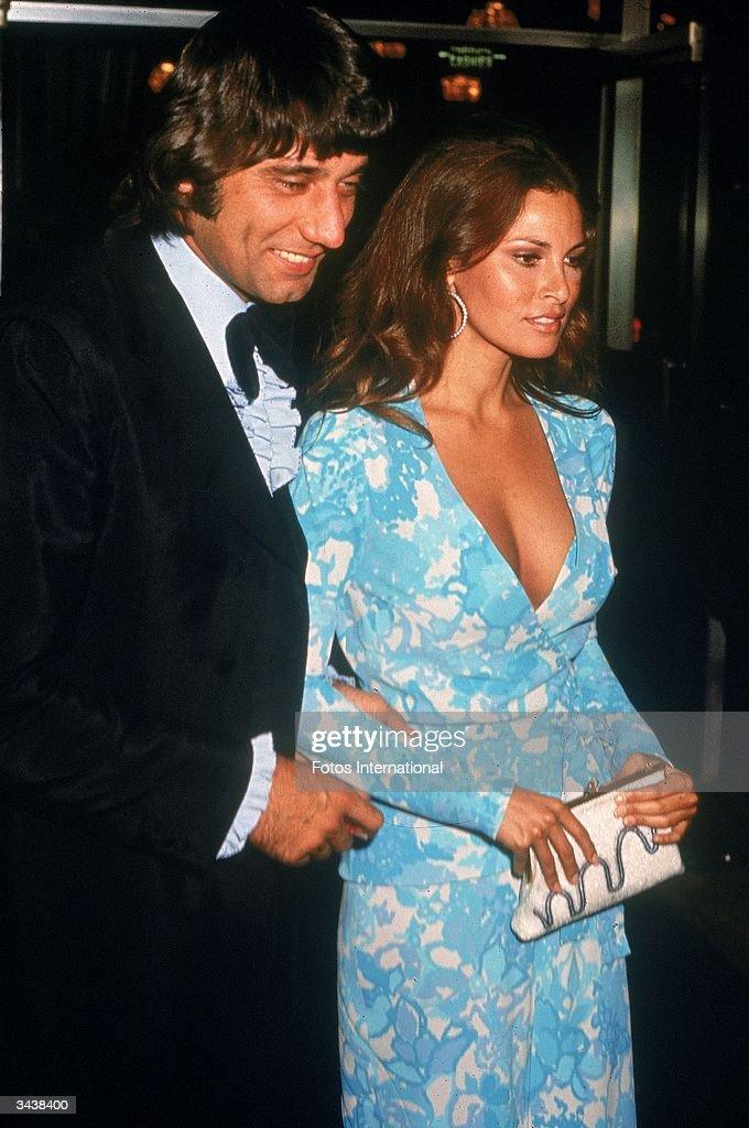 Joe & Raquel : News Photo