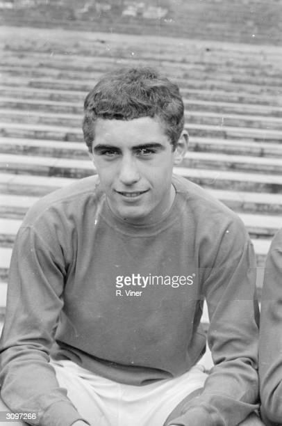 Leicester City goalkeeper Peter Shilton