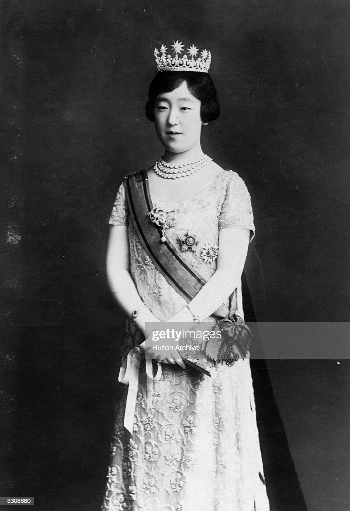 Empress Nagako : ニュース写真