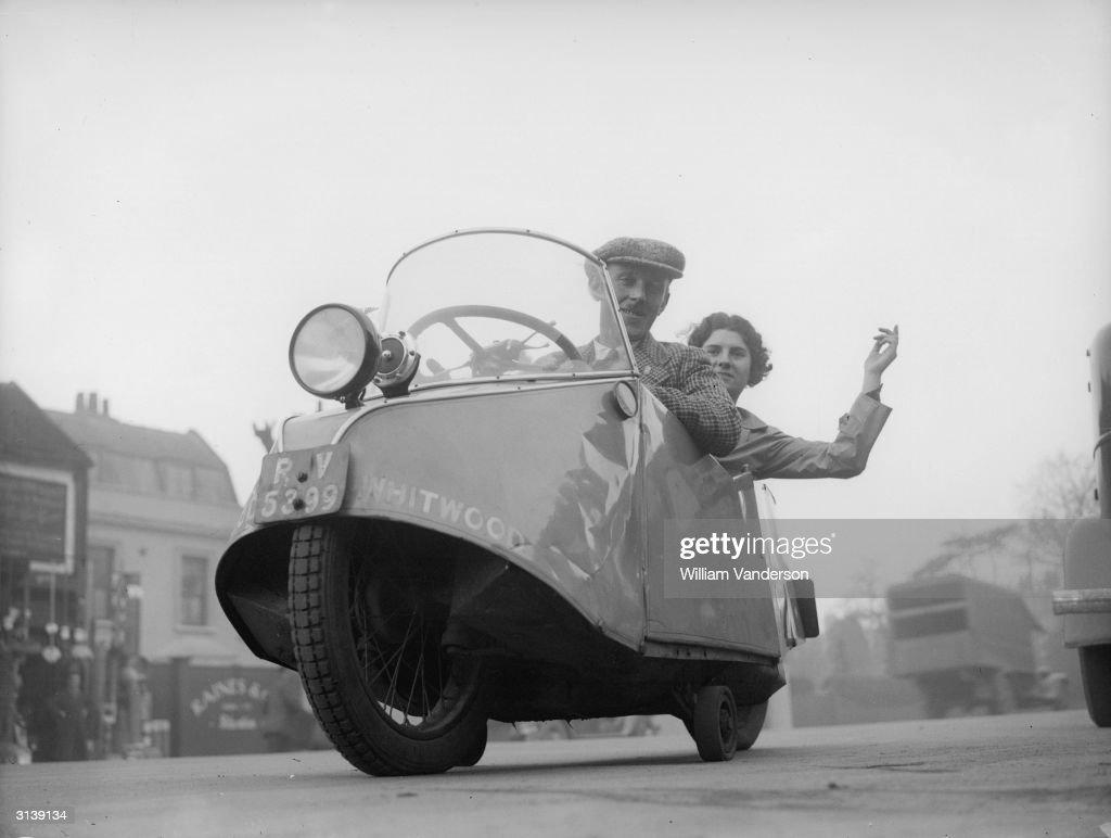 City Car : News Photo