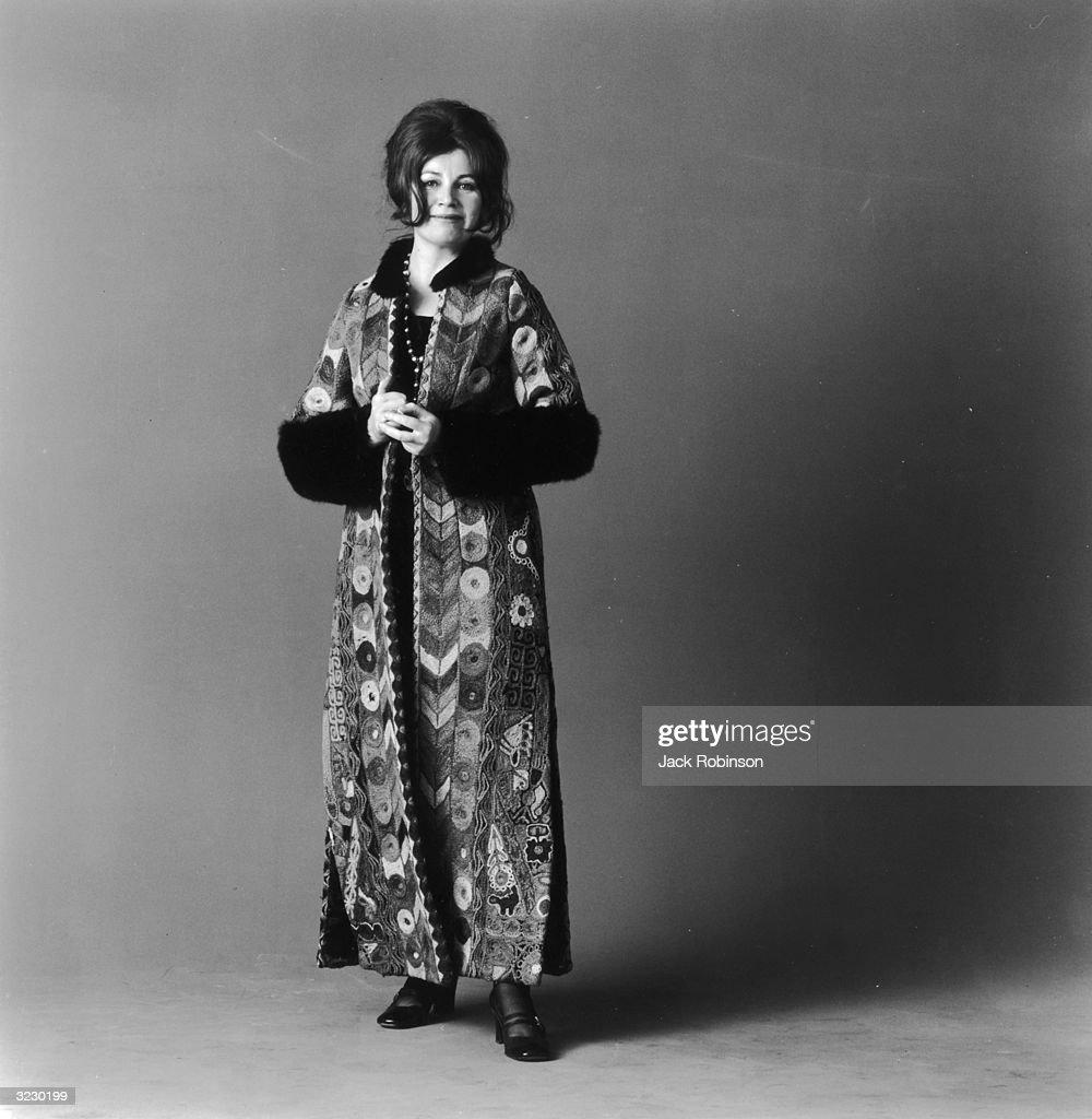 Edna O'Brien : News Photo
