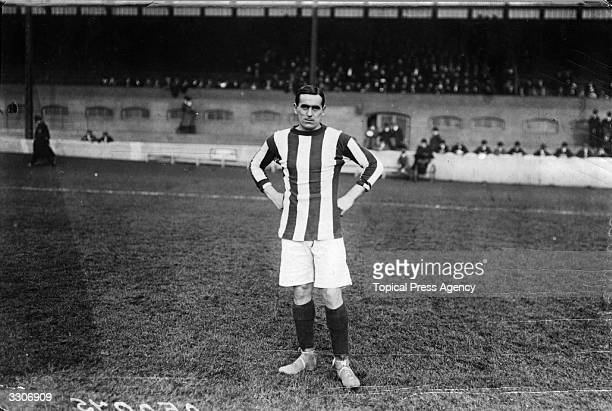 Bristol Rovers winger Billy Peplow on the pitch shortly before the kick-off of the FA Cup second round replay match against Norwich City at the...