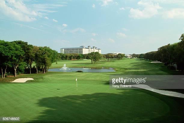 10th Hole at the Golf Club of Amelia Island