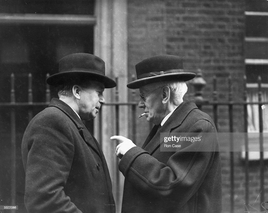 English Labour Politician Lord Christopher Addison 1869