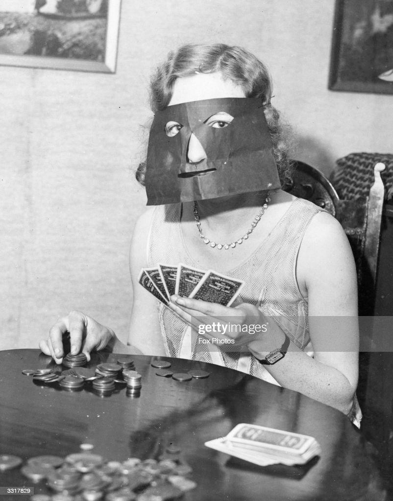 Poker Face : News Photo
