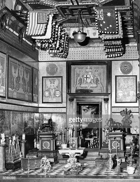 Built by Sir Neville Wilkinson the Ulster King of Arms 'Titania's Palace' one of the most elaborate miniature houses was auctioned at Christies...