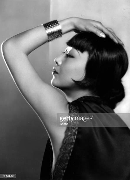 Anna May Wong the stage name of Wong Liu Tsong