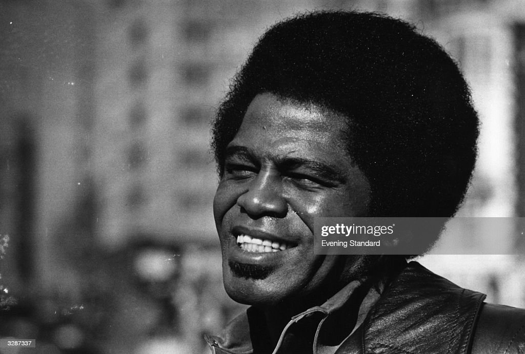 Godfather Of Soul, James Brown, Dies Age 73