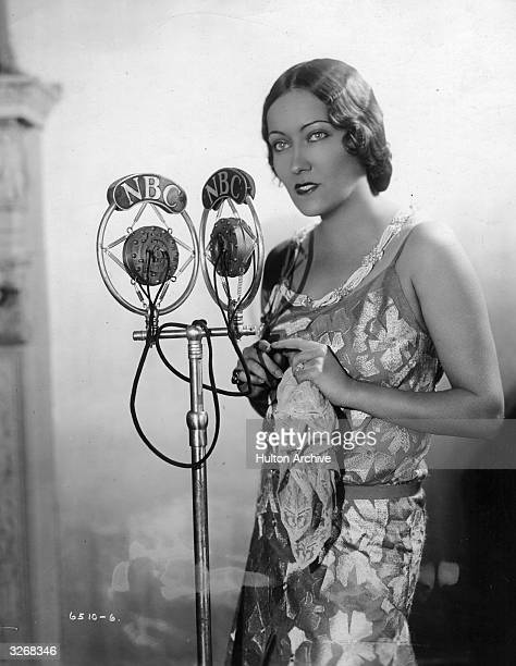 Gloria Swanson formerly G Svensson the American leading lady who began her career as a Mack Sennett bathing beauty Viewed making her debut as a...