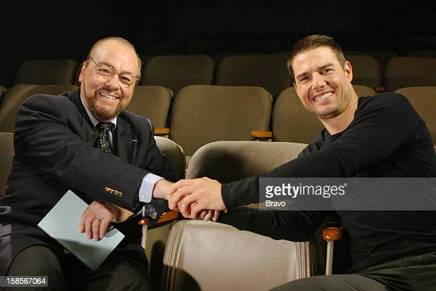 S STUDIO 10th Season Anniversary Special Pictured Host James Lipton during an interview with actor Tom Cruise