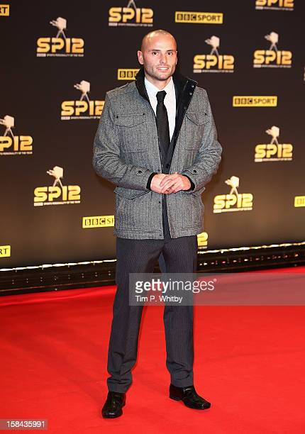 110m hurdler Andy Turner attends the BBC Sports Personality of the Year Awards at ExCeL on December 16 2012 in London England