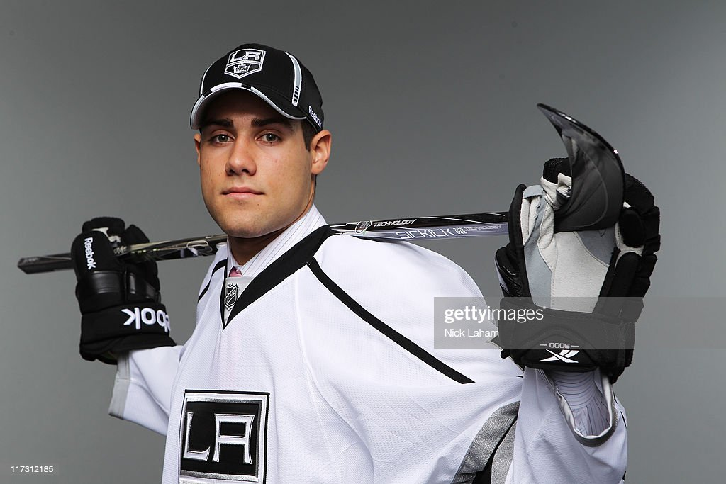 2011 NHL Entry Draft - Portraits : News Photo