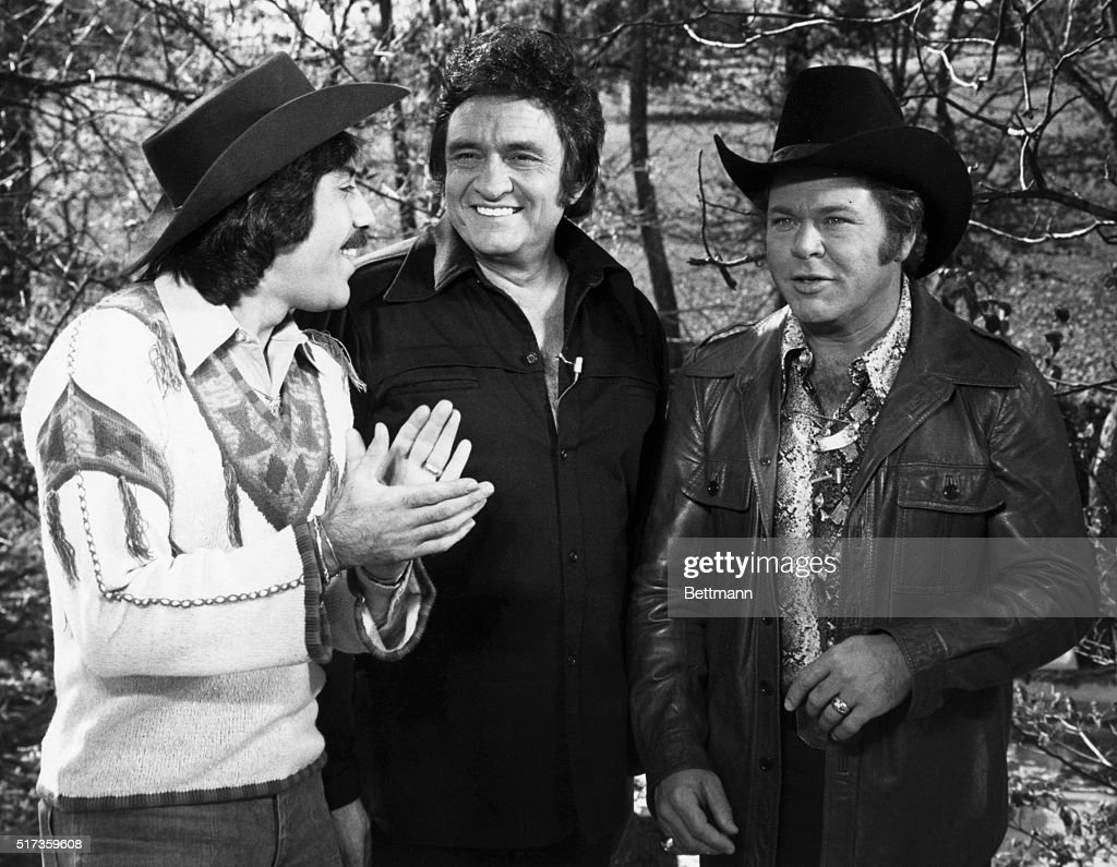 Tony Orlando, Johnny Cash, and Roy Clark who will appear on the ...