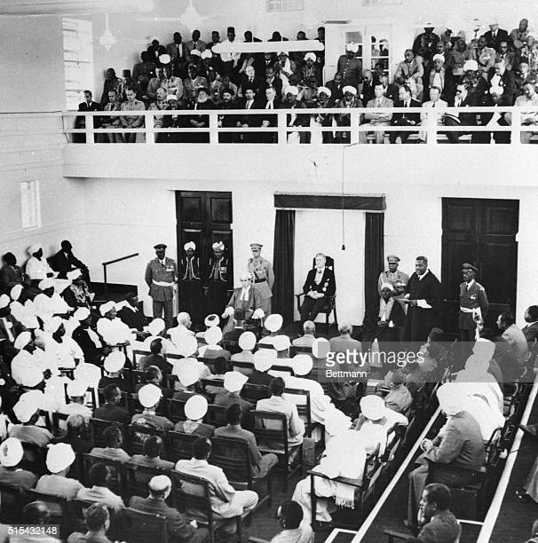 1/1/1954Khartoum Anglo Egyptian Sudan Much pomp and ceremony accompanied the inauguration of the first Sudan Parliament on January first The...
