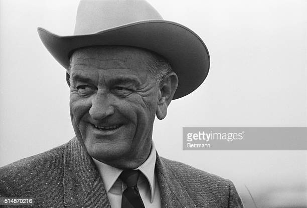 Johnson City, TX: Four weeks after his gall bladder surgery, President Lyndon Johnson has shown the benefits of setting his own schedule of...