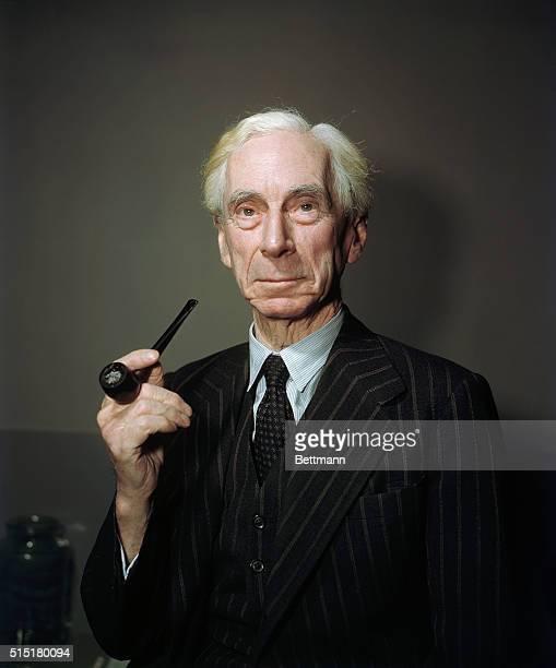 Bertrand Russell, Nobel Prize winner.