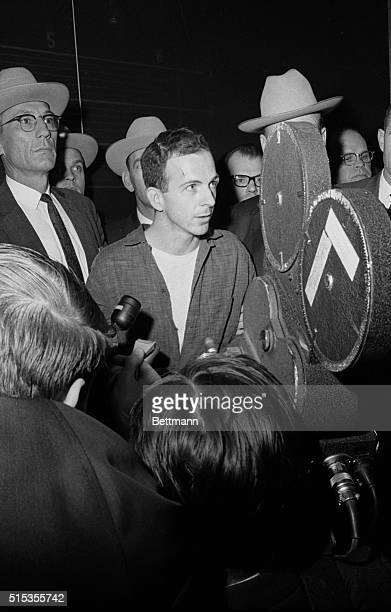 Lee Harvey Oswald a former Marine and selfstyled communist who once renounced his American citizenship and unsuccessfully sought to become a Soviet...