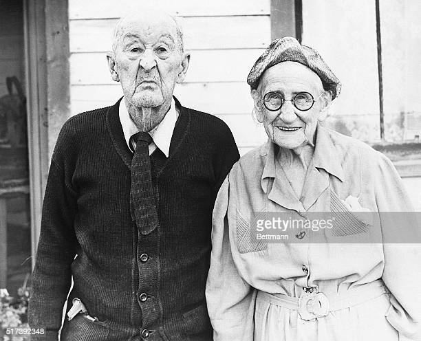 South Butler NY Among the year's best human interest photos was this picture of Mr and Mrs Addison Harwood of South Butler NY made on their 75th...