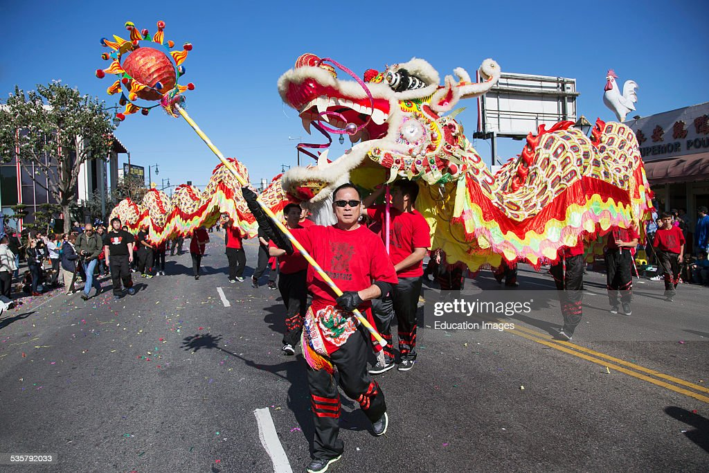 115th golden dragon parade chinese new year year of the horse los angeles - Chinese New Year Los Angeles
