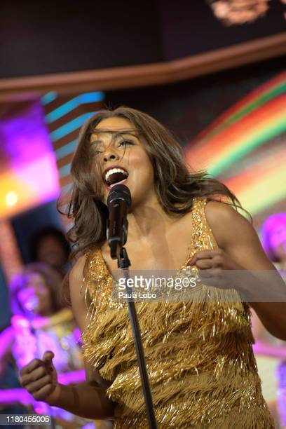 AMERICA 11/6/19The cast of Tina The Tina Turner Broadway Musical perform live on Good Morning America Wednesday November 6 2019 on ABC GMA19CAST